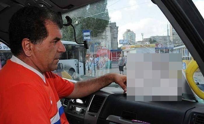 Водитель маршрутки из Волгограда возит со скидками (фото+видео)