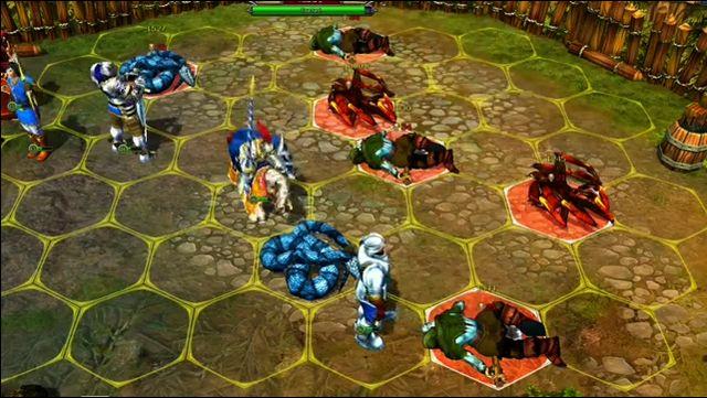 Kings Bounty Legions доступна на App Store (видео)