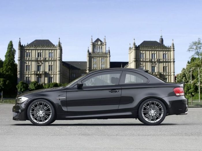 Три новых комплекта колес для BMW 1-Series M Coupe от ателье Hartge (6 фото)