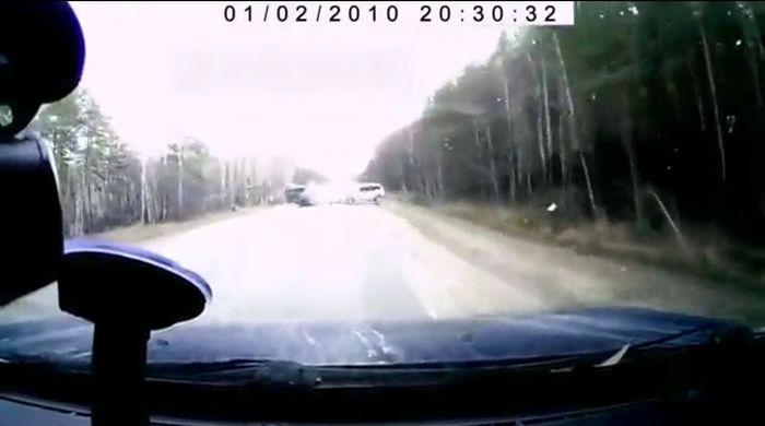 Авария дня часть 702 (фото+видео)