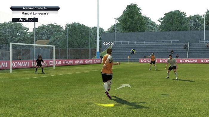 Скриншоты и трейлер PES 2013 (9 фото+видео)