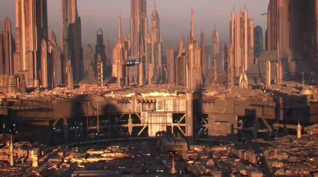 Видео-дневник Star Wars 1313 – спуск в подземный мир (видео)