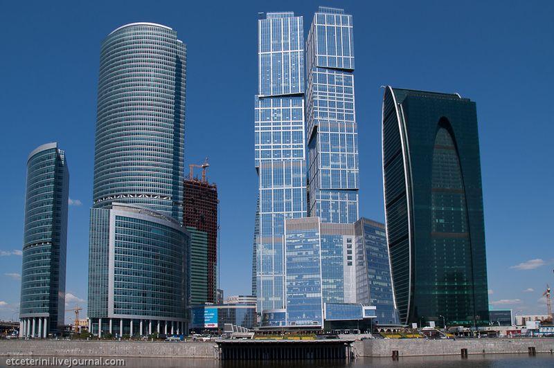 Москва-Сити (33 фото)