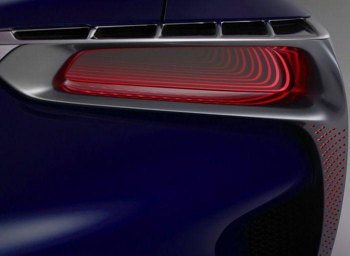 Компания Lexus представит 500 сильный гибрид (56 фото)
