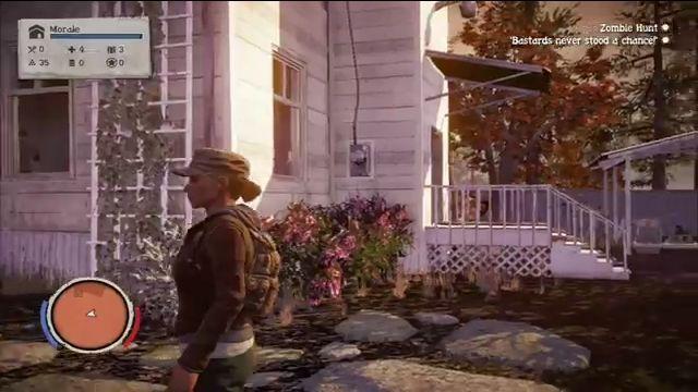 Видео State of Decay – обустройство базы (видео)