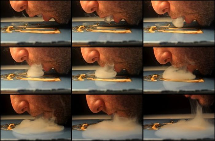 Картины курильщика (5 фото)