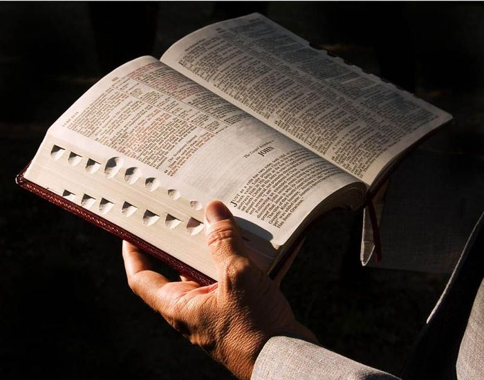 Библия запрещает следующее... (10 фото)