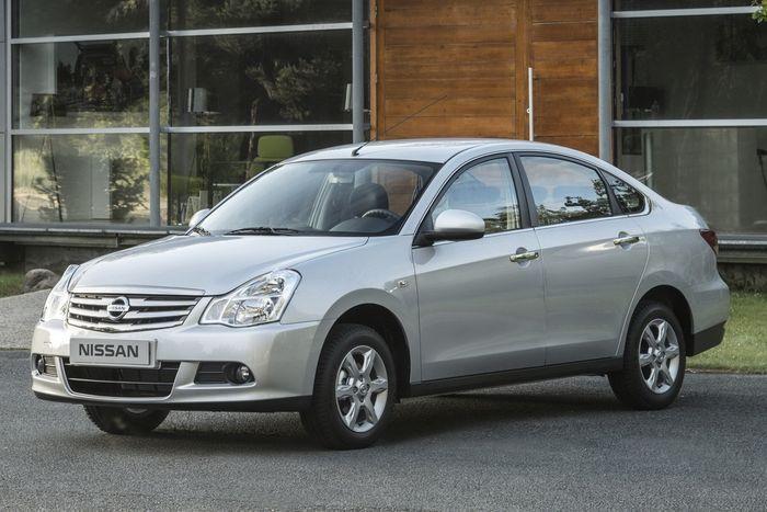 Компания Nissan представила новую модель Almera (36 фото+4 видео)