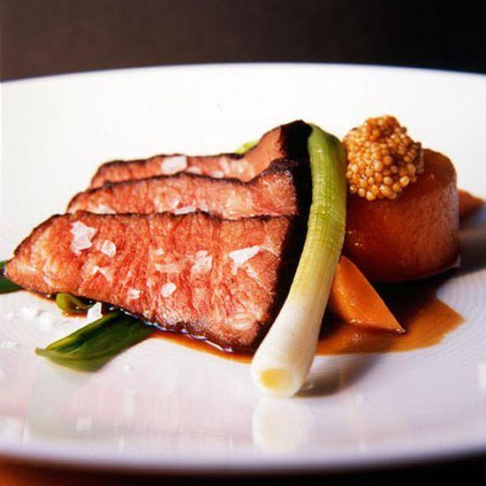 ТОП-10 самых красивых ресторанных блюд (10 фото)