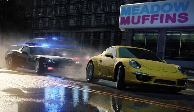 Превью Need for Speed Most Wanted (10 фото)