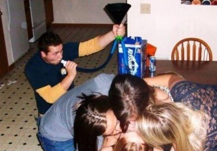 Русские пьяные студенты, фото вылижи мне задницу