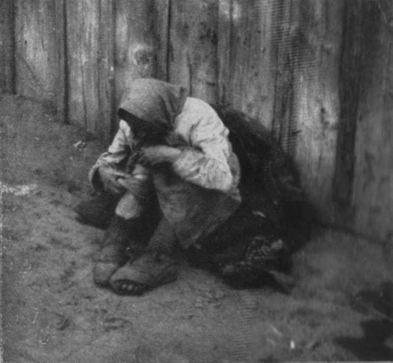 Голодающие на украине картинки
