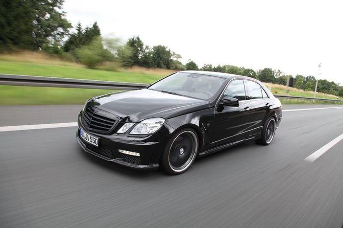 Mercedes E500 в тюнинге от ателье VATH (9 фото)