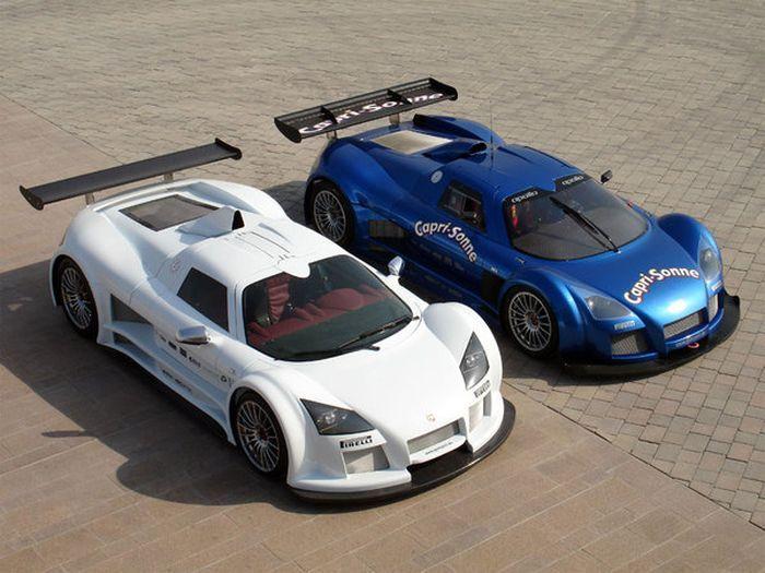 Производитель суперкаров Gumpert объявил о банкротстве (фото+текст)