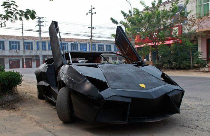 Lamborghini Reventon за 9500$ из Китая (8 фото+видео)