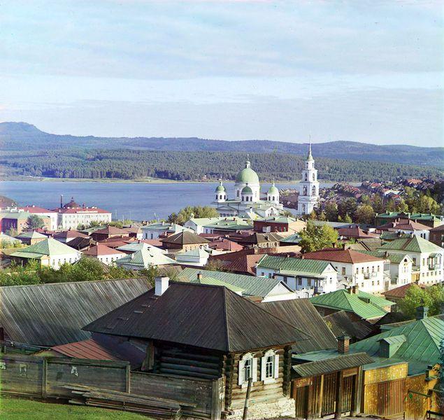 Неземная красота русского города (22 фото)