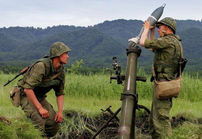 Учения на Дальнем Востоке 2013 (17 фото)