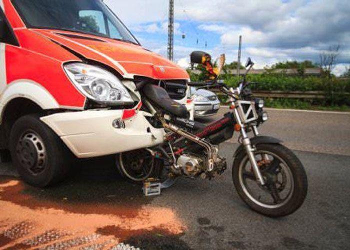 Фотоподборка авария, дтп, мотоцикл, прикол