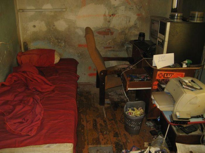 Зачетное фото квартира, рабочее место, свинарник