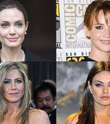 Высокооплачиваемые актрисы Голливуда 2013