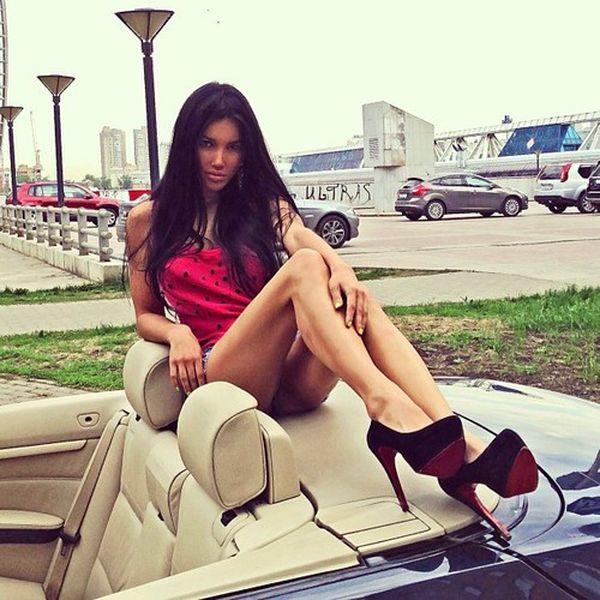 авто, дувушки, автомобили, девушки и авто, instagram,