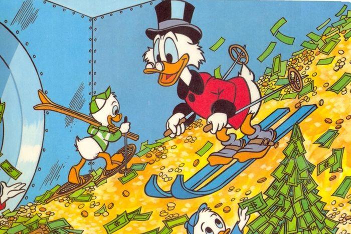 forbes, богачи, деньги, вымышленный персонаж