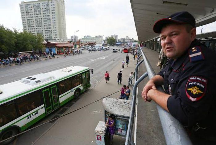 гадюшник, метро, разгон