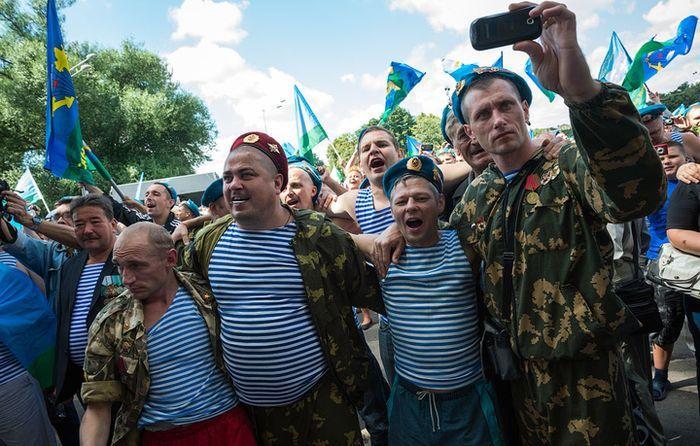 день вдв, москва, праздник, россия