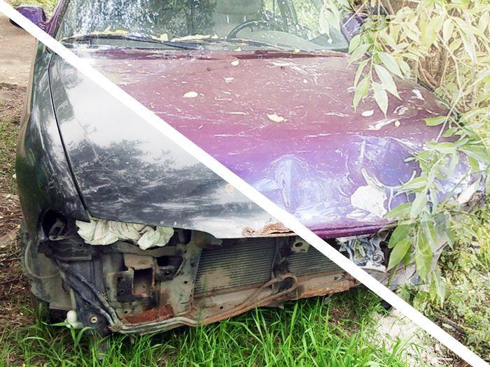 авто, восстановление авто, ремонт авто, mazda 626