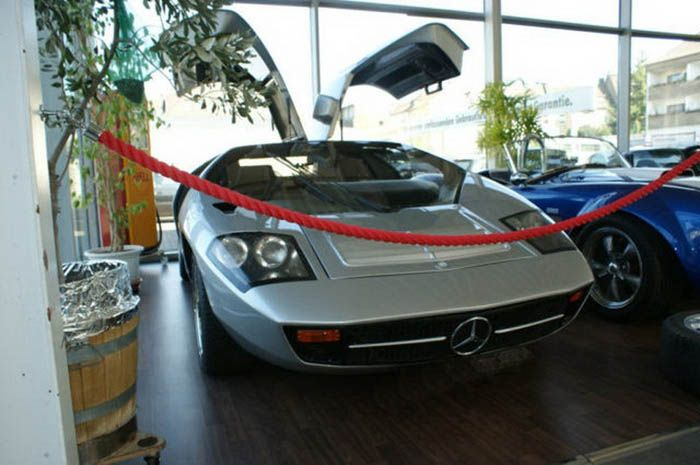 авто, найдено на ebay, mercedes-benz, 311cw
