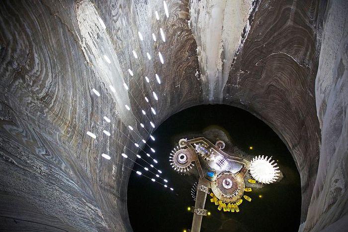 шахта, отдых, жители