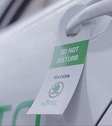 Необычный проект от рекламного агентства Proximity Russia и Skoda: первый «хостел в машине»