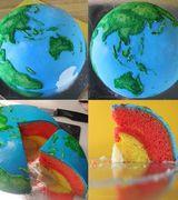 Космический тортик (6 фото)