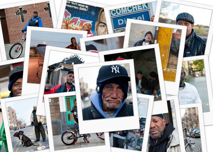 люди, нью-йорк, жители