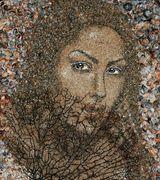 Удивительные работы из песка и морских ракушек художницы Светланы Иванченко