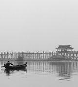 Самый длинный и самый старый деревянный мост в мире.