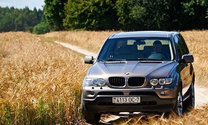 авто, bmw x5, e53, тест-драйв