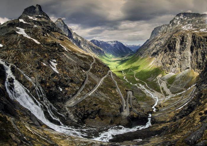 Пейзажи Норвегии