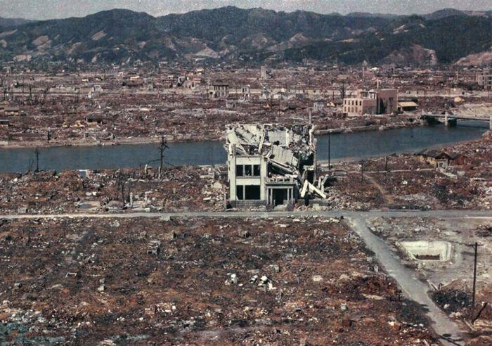 хиросима, ядерное оружие, атомная бомба, япония,