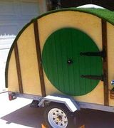 Journey To Mount Doom In Comfort With A Hobbit Hole Trailer