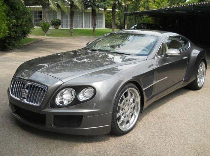 авто, найдено на ebay, bentley continental ,