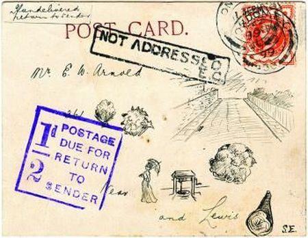 интересные истории, почта, приколы