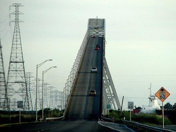 мост, техас, интересно,