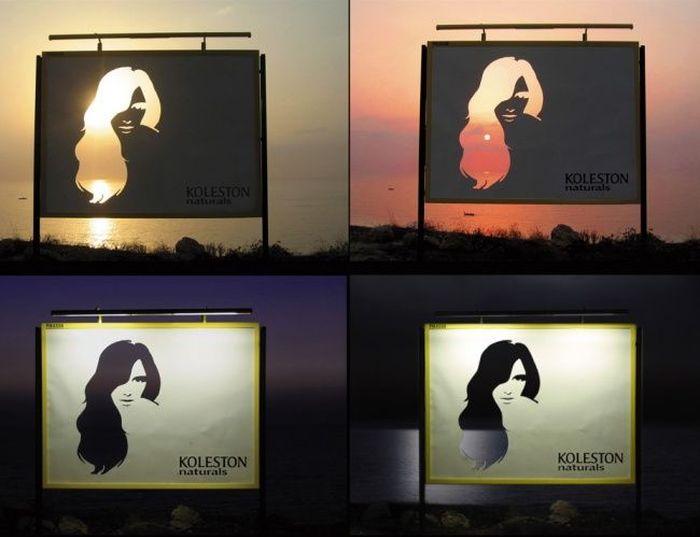 наружная реклама, голосование, креативность