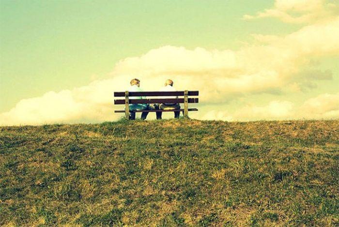 Настоящая любовь не стареет (18 фото)