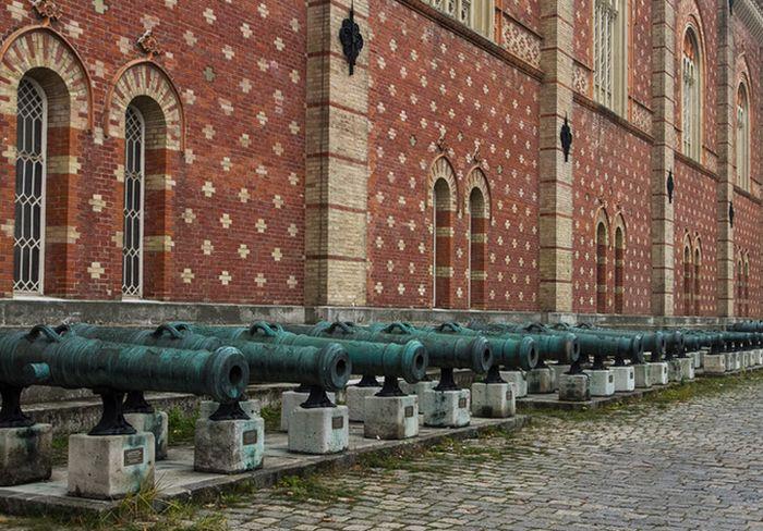 австрия, вена, военно-исторический музей, музей