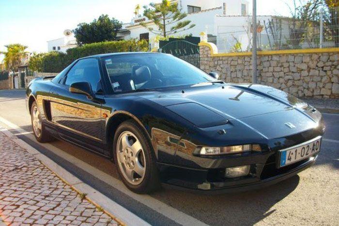 авто, honda nsx, айртон сенна, найдено на ebay,