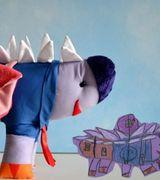 Игрушки, сшитые по рисункам детей (53 фото)
