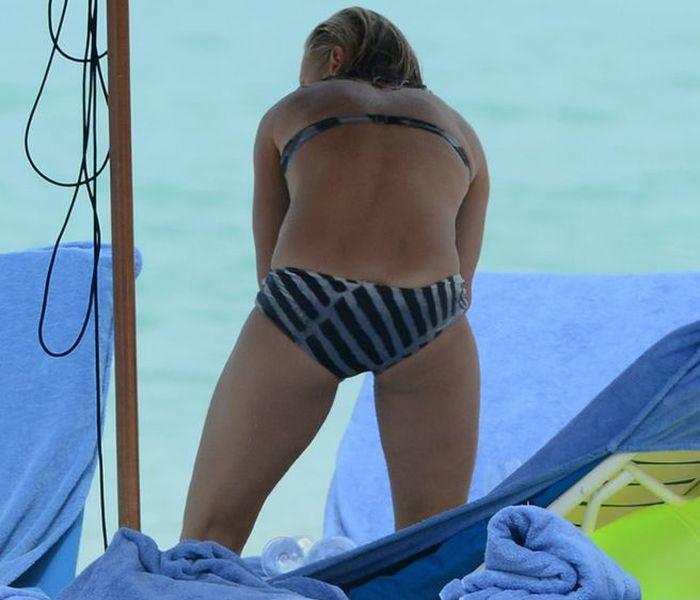 Багамская Камерон Диас (15 фото)