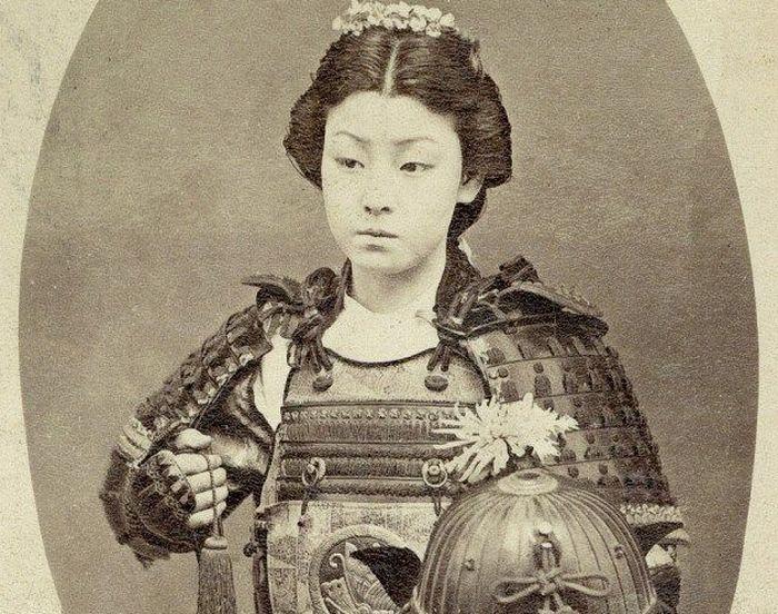 япония, воины, интересное